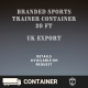 Wholesale Puma, Adidas, Under Armour, Pony, Converse, Vans, Asics Trainers Container 20ft