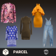 wholesale missguided clothing parcel export