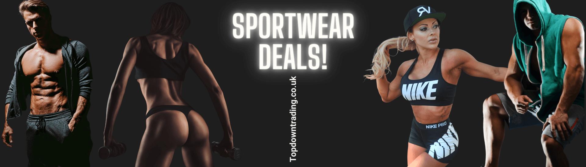 Wholesale Sportswear Deals!