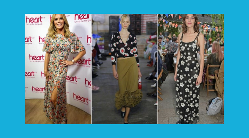 Coming Up Daisies: Why Floral Prints Are The Hottest Trend This Summer