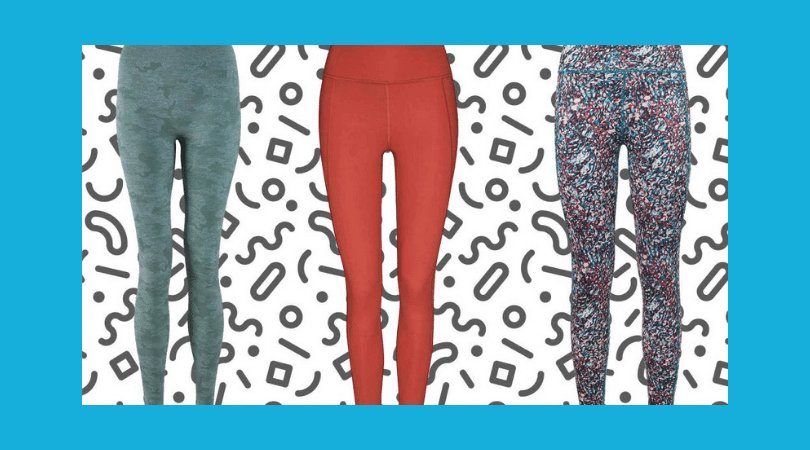 How Leggings Became The Unofficial Uniform Of Lockdown