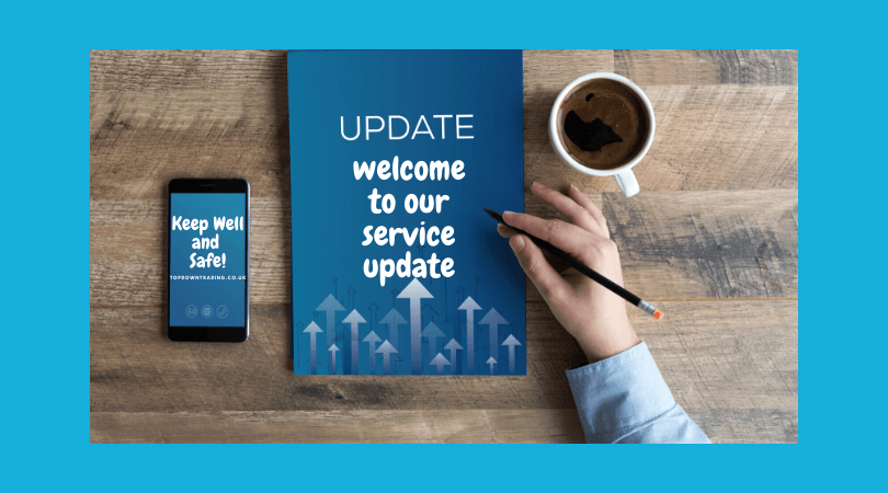 Covid 19 Updates On Our Services...!
